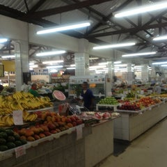 "Photo taken at Mercado Municipal do Tucuruvi ""Waldemar Costa Filho"" by Walter F. on 2/3/2013"