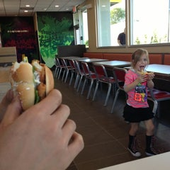 Photo taken at McDonald's by Anh N. on 10/25/2012
