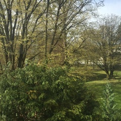 Photo taken at Bogenhausen by Dima T. on 4/3/2016