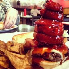 Photo taken at Boston Burger Company by corey b. on 10/24/2012