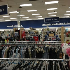 Photo taken at Marshalls by Craig R. on 2/21/2013
