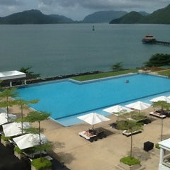 Photo taken at The Westin Langkawi Resort & Spa by Hugh M. on 6/2/2012