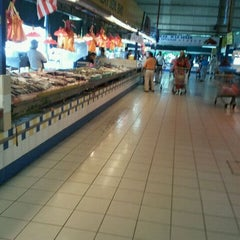 Photo taken at KIP Mart by Muhamad H. on 9/23/2011