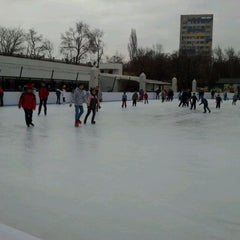 Photo taken at Patinoar by Cati Alina D. on 12/26/2011