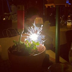 Photo taken at Barton G. The Restaurant by Melanie N. on 5/30/2012
