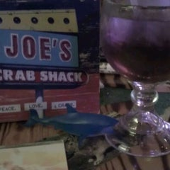Photo taken at Joe's Crab Shack by Jess M. on 1/1/2012