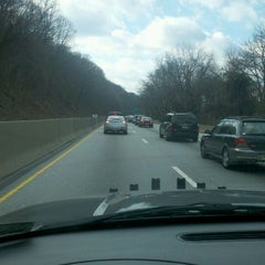 Photo taken at I-76 Schuylkill Expressway by Charles H. on 1/14/2012