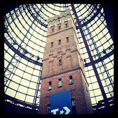 Photo taken at Melbourne Central by Estrella C. on 11/8/2011