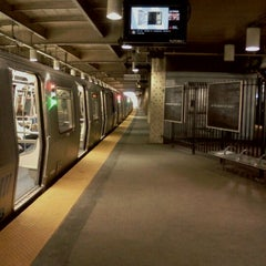 Photo taken at Newark PATH Station by Rob C. on 10/10/2011