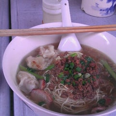 Photo taken at Wai Sek Kai 為食街 by Zeal L. on 6/24/2012