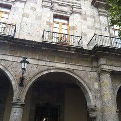 Photo taken at Presidencia Municipal by Cecy M. on 9/7/2012