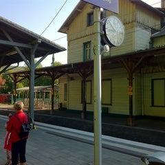 Photo taken at Bahnhof Ennepetal by Olli V. on 8/31/2011