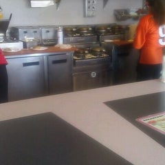 Photo taken at Waffle House by Chalet A. on 10/30/2011