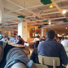 Photo taken at Kika by Gabor C. on 1/25/2012