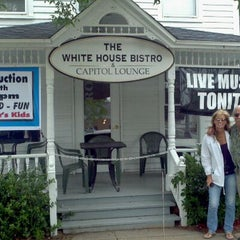Photo taken at White House Bistro & Capitol Lounge by Sr. Fox C. on 6/24/2011