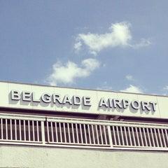 Photo taken at Nikola Tesla Airport (BEG) by Nairi S. on 7/12/2012