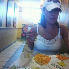 Photo taken at Subway by Tracy W. on 9/2/2012
