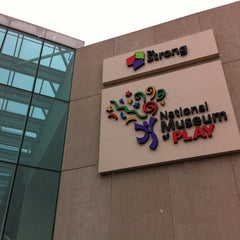 Photo taken at Strong National Museum of Play by Lesley S. on 3/4/2012