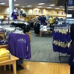 Photo taken at JMU Bookstore by Allison L. on 8/31/2011