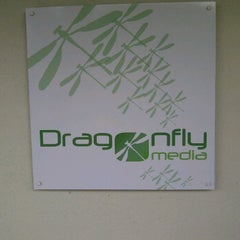 Photo taken at Dragonfly Media by Christian A. on 9/17/2011