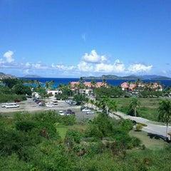Photo taken at Sapphire Beach Marina & Resort Saint Thomas (Virgin Islands U.S.) by Randall R. on 11/18/2011