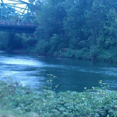 Photo taken at McMenamins North Bank by Jeanette J. on 8/30/2011