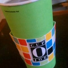 Photo taken at Cup O' Joe by Jon-Erik K. on 11/21/2011