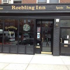 Photo taken at Roebling Inn by Jonathan B. on 3/24/2012