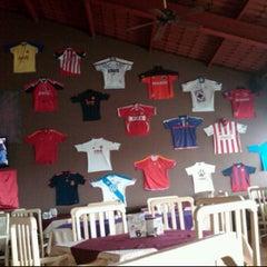 Photo taken at Restaurant Parador De Aurelio by Carlitos A. on 1/30/2012