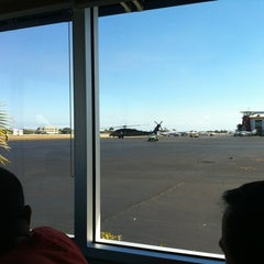 Photo taken at Jet Runway Cafe by Peter S. on 1/19/2012