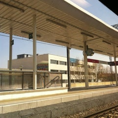 Photo taken at Cercanías Pozuelo by Eduardo P. on 3/28/2012