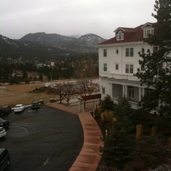 Photo taken at Manor House - Stanley Hotel by Brad on 3/24/2011