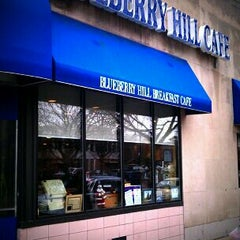 Photo taken at Blueberry Hill Breakfast Cafe by Big John K. on 12/27/2011
