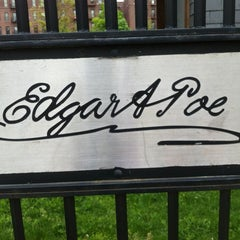 Photo taken at Edgar Allan Poe Cottage by Jonn Nubian on 5/5/2012