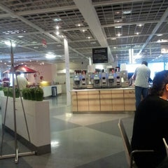 Photo taken at IKEA Restaurant by Pavel B. on 9/4/2012