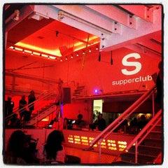 Photo taken at supperclub san francisco by Dan K. on 7/29/2012