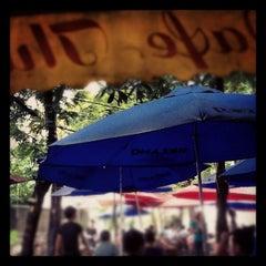 Photo taken at Cà phé đê :)) by Nhom N. on 5/22/2012