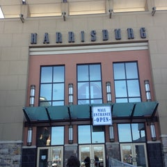 Photo taken at Harrisburg Mall by Rob T. on 1/30/2012