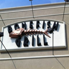 Photo taken at Bonefish Grill by Shellie M. on 7/3/2012