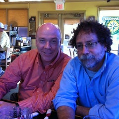 Photo taken at Brew Works on the Green by Carrie G. on 11/5/2011