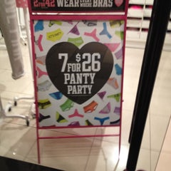 Photo taken at Victoria's Secret PINK by Katie W. on 9/3/2012