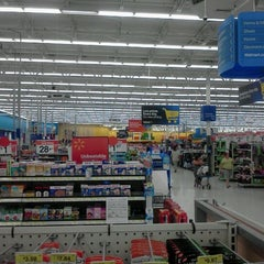 Photo taken at Walmart Supercenter by Brad G. on 4/5/2012