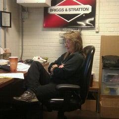 Photo taken at Briggs & Stratton by Derek S. on 5/2/2012