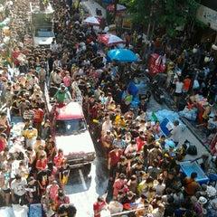 Photo taken at Songkran Festival 2012 by KamonAU Y. on 4/15/2012