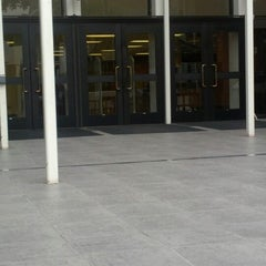 Photo taken at University Library by Lorenzo C. on 6/11/2012