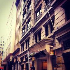 Photo taken at Journal Cafe by Jeremy S. on 4/25/2012