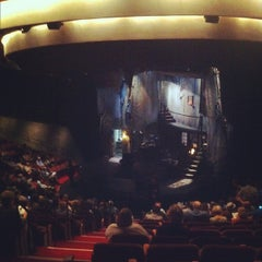Photo taken at Alley Theatre by Alan A. on 5/3/2012