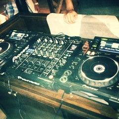Photo taken at UMBRA Bar & Lounge by Osvaldo N. on 2/1/2012