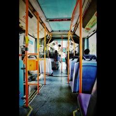 Photo taken at SMRT Buses: Bus 190 by Wolfgang J. Pereira on 5/16/2012