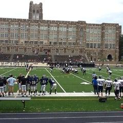 Photo taken at Johns Hopkins University - Eastern by Sean D. on 8/25/2012